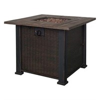 HOMETRENDS TUSCANY GAS FIRE TABLE
