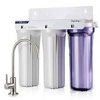 ISPRING UNDER SINK  TANKLESS WATER FILTRATION