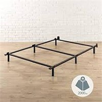 "ZINUS PAIGE COMPACT 7"" HEAVY DUTY BED FRAME KING"