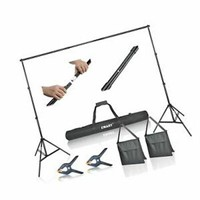 EMART 7'X10' BACKDROP STAND KIT