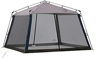 COLEMAN 11'X11' INSTANT SCREENED CANOPY