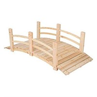 SHINE COMPANY INC CEDAR GARDEN BRIDGE 5'