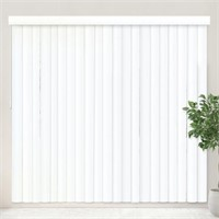 CHICOLOGY VERTICAL BLIND OXFORD PVC CORDLESS
