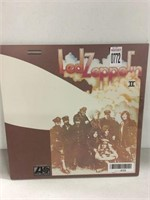 LED ZEPPELIN II RECORD ALBUM