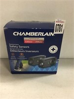 CHAMBERLAIN REPLACEMENT SAFETY SENSORS