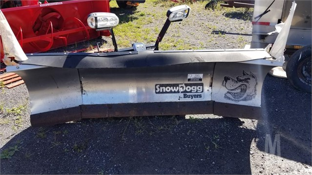 2015 BUYERS SNOWDOGG XP810 Blades/Box Scraper For Sale In Drummondville,  Quebec Canada