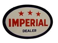 IMPERIAL 3 STAR DEALER DSP SIGN/ BRACKET