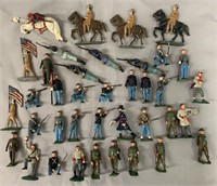 Mixed Soldier Lot.