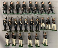 24pc Modern Soldiers Lot