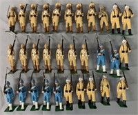 31pc Modern Soldiers Lot