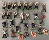 27pc Modern Soldier Lot