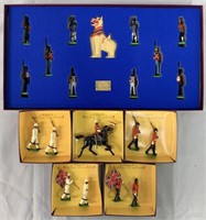 6 Boxed Modern Britains Soldier Sets