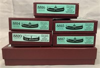 6 Britains Sets of Sherwood Foresters