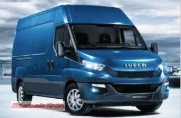 Iveco Daily 50C17V 10.8m3