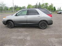 2003 BUICK RENDEZVOUS 278016 KMS