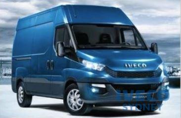 Iveco Daily 50C17V 12m3