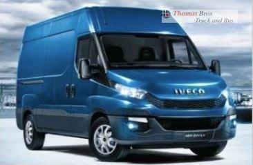 Iveco Daily 50C17V 16m3