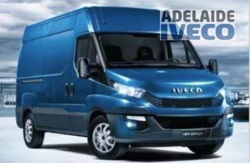 Iveco Daily 50C17V 20m3