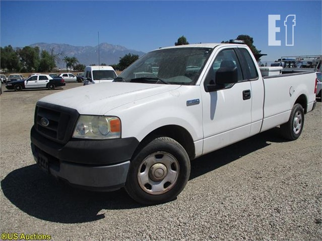 2005 Ford F150 Xl For Sale In Ontario California Equipmentfacts Com