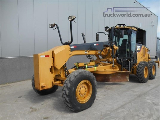 2011 Caterpillar 12M - Heavy Machinery for Sale