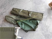 2 Army Cots