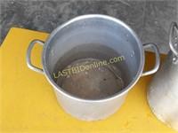 Turkey Frying Pot and Large Pot