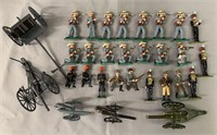 Mixed Toy Soldier Lot.