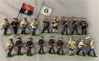 18pc Modern Soldier Lot