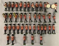 40+ Vintage Britians Coldstream Guard Band Soldier