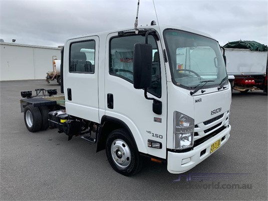 2018 Isuzu NNR Blacklocks Truck Centre - Trucks for Sale