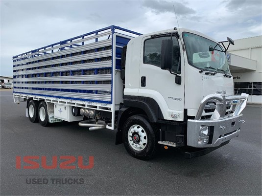 2019 Isuzu FXY Used Isuzu Trucks - Trucks for Sale