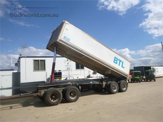 2005 Northern Trailers Tipper Trailer Western Traders 87 - Trailers for Sale