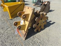 "18"" Compaction Wheel Attachment"