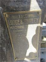 Antique Lodge & Shipley Lathe