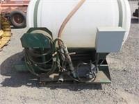 300 GAL Plastic Water Tank