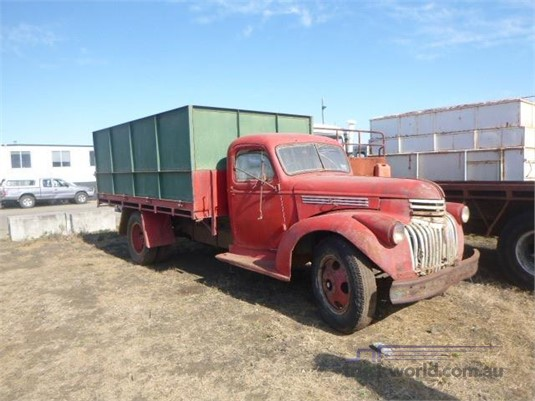 1942 Chevrolet other Western Traders 87 - Trucks for Sale
