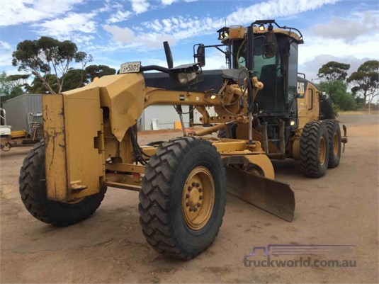 2009 Caterpillar 12M - Heavy Machinery for Sale