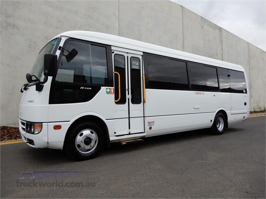 2008 Fuso Rosa - Buses for Sale