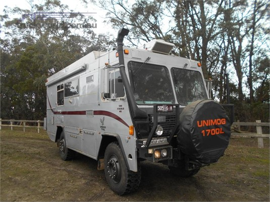 1983 Mercedes Benz Unimog U1700L - Trucks for Sale