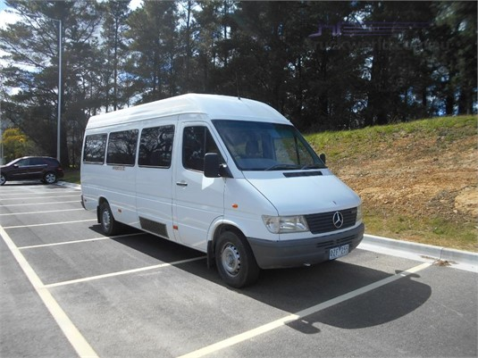 2000 Mercedes Benz Sprinter - Light Commercial for Sale