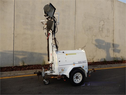 2010 Rambler Generator Trailer - Trailers for Sale