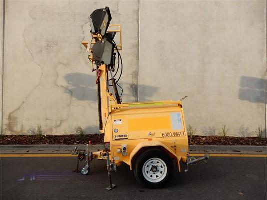 2007 Rambler Generator Trailer - Trailers for Sale