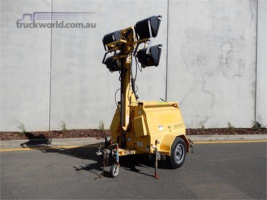 2008 Rambler Generator Trailer - Trailers for Sale