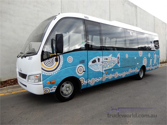 2008 Hino Omnibus - Buses for Sale