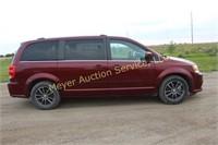 2017 Dodge Grand Caravan SXT 70k miles