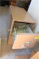 2-Drawer Fire Proof  File Cabinet