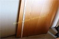 """Oak Solid Core Door 79 1/2"""" T x 3'W x 1 3/4"""""""