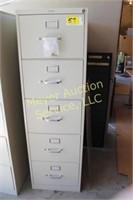 Hon 5 Drawer File Cabinet - Legal Size