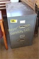 Hon 2 Drawer Legal File Cabinet