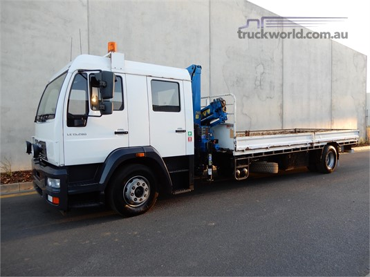 2006 MAN LM2000 - Trucks for Sale
